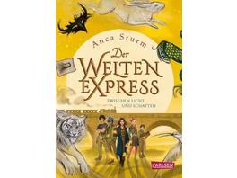 Zwischen Licht und Schatten  Der Welten-Express 2