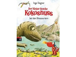 Der kleine Drache Kokosnuss 20 bei den Dinosaurier