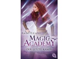 Magic Academy 4 - Der letzte Kampf