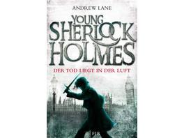 Young Sherlock Holmes 01. Der Tod liegt in der Luf