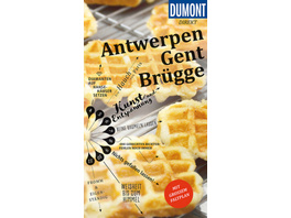 DuMont direkt Reiseführer Antwerpen, Gent, Brügge