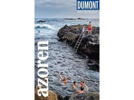 DuMont Reise-Taschenbuch Azoren
