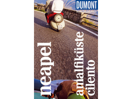 DuMont Reise-Taschenbuch Neapel, Amalfi, Cilento