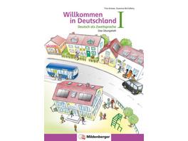 Das Übungsheft - Deutsch als Zweitsprache I