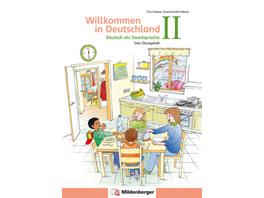 Das Übungsheft - Deutsch als Zweitsprache II