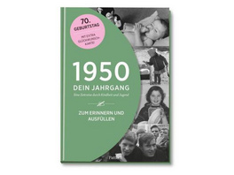 1950 - Dein Jahrgang