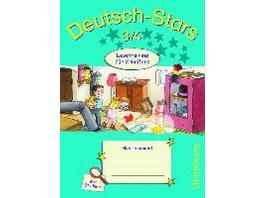 Deutsch-Stars 3 4. Lesetraining für Krimifans