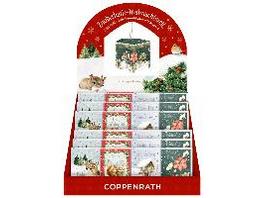 3D-Karussell-Christbaumbücher - Zauberhafte Weihna