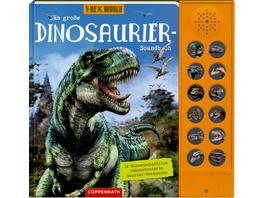 Das große Dinosaurier-Soundbuch