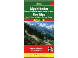 Alpenländer - Österreich - Slowenien - Italien - S