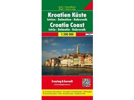 Kroatien Küste, Istrien - Dalmatien - Dubrovnik 1