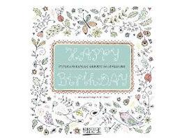 Geburtstagskalender Happy Birthday