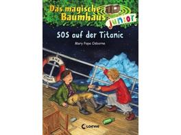 Das magische Baumhaus junior 20 - SOS auf der Tita