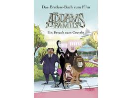 The Addams Family - Ein Besuch zum Gruseln. Das Er