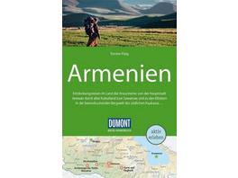 DuMont Reise-Handbuch Reiseführer Armenien