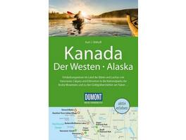 DuMont Reise-Handbuch Reiseführer Kanada, Der West