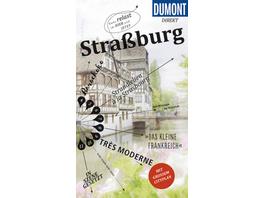 DuMont direkt Reiseführer Straßburg