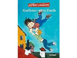 Karlsson vom Dach Gesamtausgabe