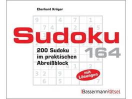 Sudoku Block. Bd.164