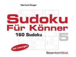 Sudoku für Könner. Bd.5