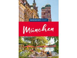 Baedeker SMART Reiseführer München