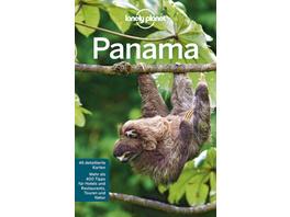 Lonely Planet Reiseführer Panama