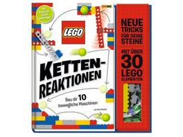LEGO  Kettenreaktionen: Baue dir 10 bewegliche Mas