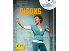 Qigong  mit Audio-CD