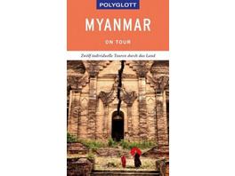 POLYGLOTT on tour Reiseführer Myanmar