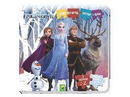 Die Eiskönigin 2 -Mein Puzzle-Ketten-Buch