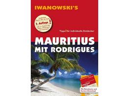 Mauritius mit Rodrigues - Reiseführer von Iwanowsk