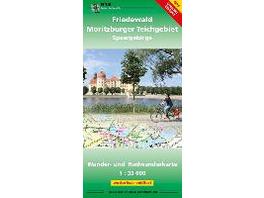 Friedewald - Moritzburger Teichgebiet - Spaargebir