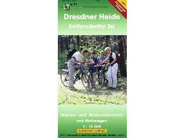 Dresdner Heide und Seifersdorfer Tal 1 : 15 000