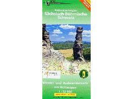 Nationalparkregion Sächsisch-Böhmische Schweiz 1 :
