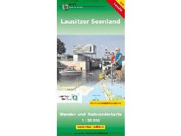 Lausitzer Seenland 1 : 50 000
