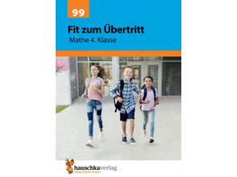 Fit zum Übertritt - Mathe 4. Klasse