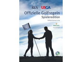Offizielle Golfregeln - Spieleredition