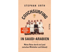 Couchsurfing in Saudi-Arabien