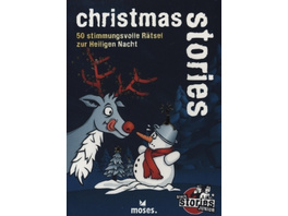 black stories Junior - christmas stories