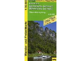 Sächsische-Böhmische Schweiz Nationalpark 1 : 30 0