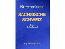 Heinicke, D: Kletterführer Sächsische Schweiz   Bi