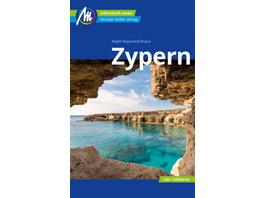 Zypern Reiseführer Michael Müller Verlag