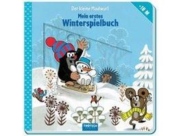 Der kleine Maulwurf - Winterspielbuch ab 18 Monate