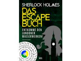 Sherlock Holmes - Das Escape Buch