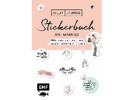 Bullet Journal - Stickerbuch Just married