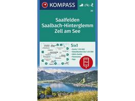 Saalfelden, Saalbach-Hinterglemm, Zell am See 1 :