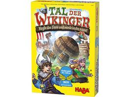 KINDERSPIEL DES JAHRES 2019 - HABA 304697 Tal der Wikinger