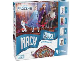 Disney Die Eiskönigin 2: Nach Hause, mit 3D-Spielfiguren