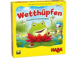 HABA 305272 Wetthüpfen