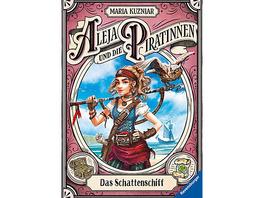 Aleja und die Piratinnen, Band 1: Das Schattenschiff